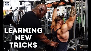 Download FULL BACK DAY AT THE MECCA   Shawn Rhoden, Stanimal, Psycho Fitness, Matt Thompson Video