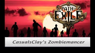 Download Path of Exile [3.2] Zombiemancer Starter Build - Shaper kill with Tabula Video