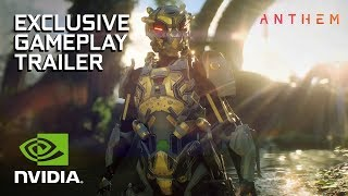 Download EXCLUSIVE: ANTHEM - Official CES 2019 Trailer Video