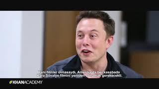 Download Elon Musk ile Söyleşi, Bölüm 5: Khan Academy (Girişimcilik) Video