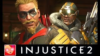 Download Injustice 2 - All Friendliest Intro Dialogues Video