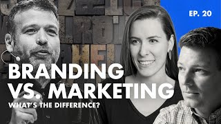 Download What Is The Difference Between Branding & Marketing? What's more important? Video