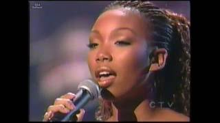 Download Brandy Have You Ever Live AMA 1999 Video