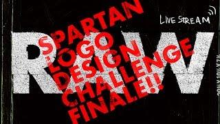 Download 🔴 RAW: Spartan Logo Design Winner Announcement & Design Critique Video