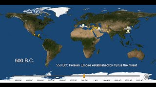 Download The History of Urbanization, 3700 BC - 2000 AD Video