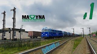 Download Symulator ″MaSzyna″ - paskudnik z maszynistą na szlaku. Video