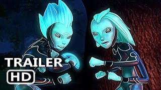 Download 3BELOW TALES OF ARCADIA Official Trailer (2018) Guillermo Del Toro, Netflix Animated Series HD Video