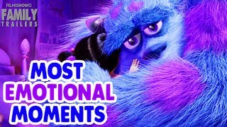 Download Most EMOTIONAL Moments from Animated Family Movies Video