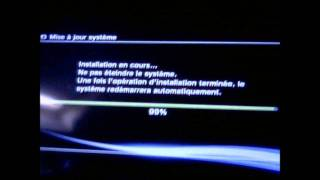 Download (PS3)Probleme mise a jour + recovery mode Video