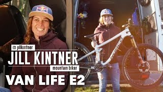 Download Inside the Van Life of Pro Mountain Biker Jill Kintner. | Van Life Episode 2 Video