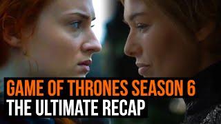 Download The Ultimate Game of Thrones Season 6 recap Video