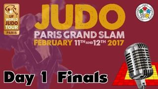 Download Judo Grand-Slam Paris 2017: Day 1 - Final Block Video