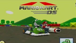 Download Mario Kart DS - Shell Cup - Wii U Virtual Console Gameplay [ HD ] Video