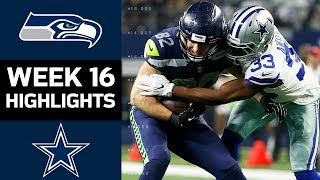 Download Seahawks vs. Cowboys | NFL Week 16 Game Highlights Video