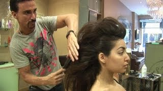 Download How To Create A Faux Hawk Tutorial For Women, For Medium And Long Hair, By Stuart Phillips Video