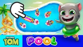 Download Talking Tom Pool - How to Play Tutorial (Part 2) Video