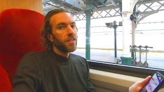 Download How Is Train Travel in the UK? Scotland to England Video