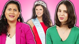 Download Beauty Pageant Contestants Share Their Horror Stories Video