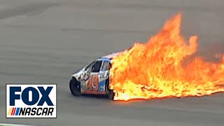 Download Top 5 NASCAR Wrecks at Pocono Video