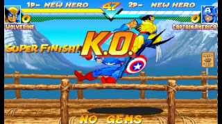 Download Marvel Super Heroes - All Infinity Specials / supers Video