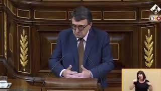 Download Aitor Esteban: ″¿La moción en manos del PNV? ¡Pues vaya con la nación española!″ Video