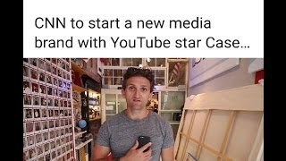 Download CNN buys Casey Neistat's Beme app, brings the YouTuber in house Video