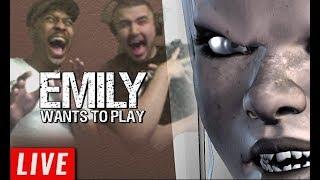 Download THIS GAME IS UNNECESSARY!   Emily Wants To Play (LIVESTREAM!) Video