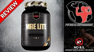 Download RedCon1 MRE Lite REVIEW (NO B.S - 100% Honest) | Fitness Informant Video