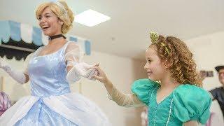 Download VALENTINA NO CHÁ DAS PRINCESAS Ariel,Cinderela,Elsa,Rapunzel,Branca de Neve e Aurora Video