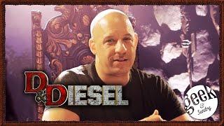 Download D&Diesel with Vin Diesel (Extended Version) Video