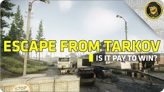 Download Is Escape From Tarkov Pay To Win? My Response to the WorthABuy Drama Video