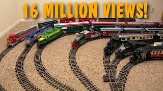 Download Every One Of My Model Trains Appears In This Video! Video