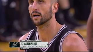 Download San Antonio at Golden State, Game 2 from 05/16/2017 Video