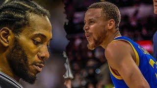 Download THEY ARE WHO WE THOUGHT THEY WERE - Golden State Warriors at San Antonio Spurs Video