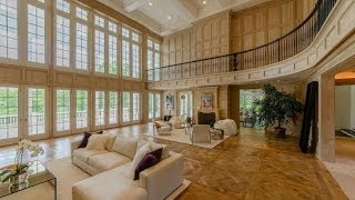 Download Magnificent New Waterfront Mansion in East Hampton, New York Video