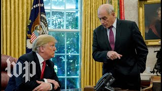 Download A look back at John Kelly's relationship with President Trump Video