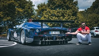 Download THE MOST EXCLUSIVE CAR I LAPPED THE RING WITH! Video