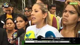 Download Venezuela - Rafaela Requesens llegó al Helicoide para solicitar información de su hermano - VPItv Video