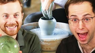 Download The Try Guys Try Pottery Video