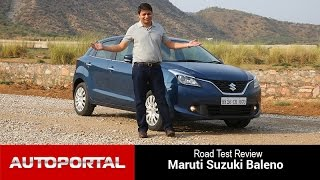 Download Maruti Suzuki Baleno Test Drive Review - Auto Portal Video