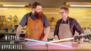 Download Master & Apprentice: Star Wars - Custom Lightsabers | Rooster Teeth Video