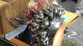 Download 18 Cylinder Radial Video