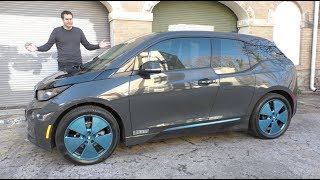 Download Here's Why the BMW i3 Absolutely Isn't Worth $50,000 Video
