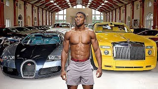 Download Anthony Joshua's Lifestyle ★ 2018 Video