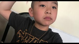 Download Fortnite Kid Gets New Hair Color Video
