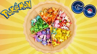 Download Learn colors with Pokemon GO sorting pie Video