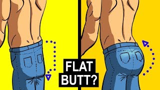 Download 5 Best Exercises for a Nice Looking Butt Video