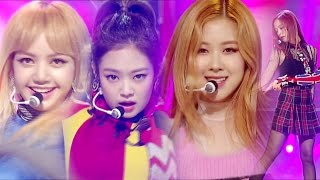 Download 《EXCITING》 BLACKPINK (블랙핑크) - PLAYING WITH FIRE (불장난) @인기가요 Inkigayo 20161113 Video