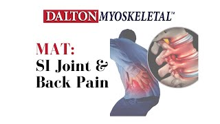 Download Deep tissue massage & stretch for SI joint and back pain Video
