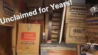 Download I bought A VINTAGE Abandoned Storage Unit .. Unclaimed for Years! Video